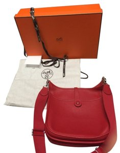Hermes Evelyn Crossbody Cross Body Bag