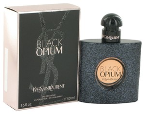 Saint Laurent Black Opium Womens Perfume 1.6 oz 50 ml Eau De Parfum Spray