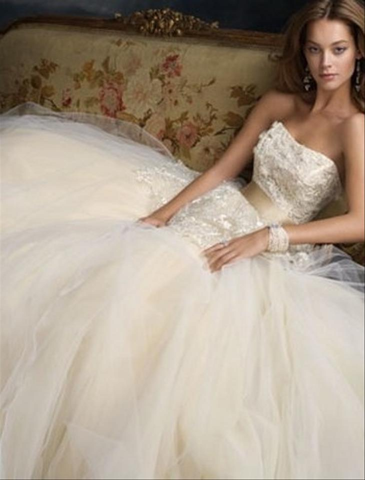 Romantic Ball Gown Wedding Dress | Kleinfeld Bridal