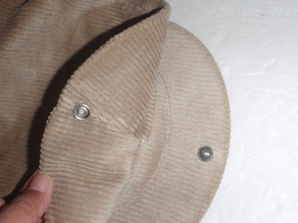 9bb29ef5d02 London Fog Mens Vintage London Fog Corduroy Newsboy Gatsby Driver Cap Hat.  123456