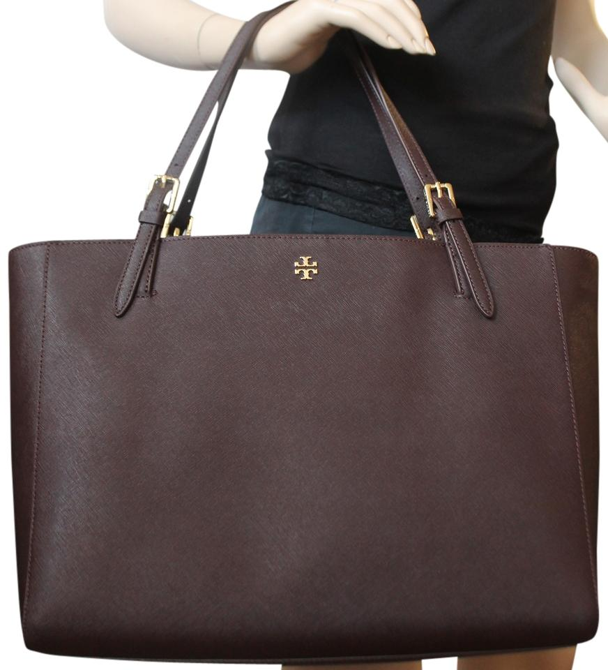 d7b029a4ca6f0 Tory Burch With Tags and Dust Large York Buckle Shoulder Handbag ...