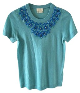 Kate Spade Top Turquoise