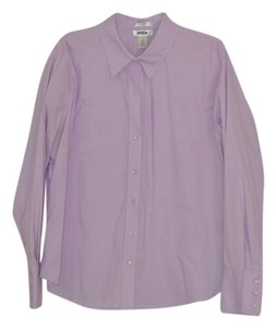 Old Navy Button Down Shirt Lilac