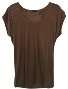 Club Monaco Top Brown