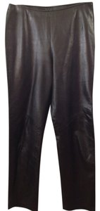 Danier Leather Trouser Winter Cold Trouser Pants Black