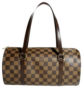 Louis Vuitton Papillon 30 Satchel Handbag Shoulder Bag