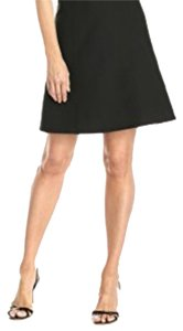 Calvin Klein Womens Mini Skirt Black