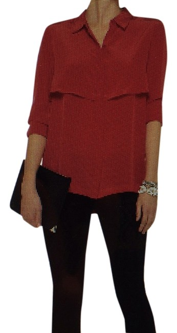 Preload https://item2.tradesy.com/images/w118-by-walter-baker-red-button-down-top-size-12-l-9025786-0-2.jpg?width=400&height=650