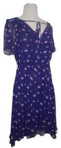 Sanctuary Clothing short dress Multi Navy Navy Sanctuary Rose on Tradesy