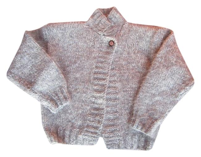 Preload https://item5.tradesy.com/images/ellen-tracy-gray-tweed-cardigan-knit-jacket-vintage-mohair-sweaterpullover-size-6-s-9027619-0-2.jpg?width=400&height=650