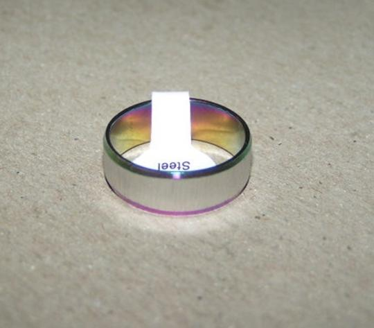 Silver/Rainbow Mix Match Your Choice Bogo Free Ss Free Shipping Ring