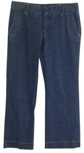 Eddie Bauer Trouser/Wide Leg Jeans-Medium Wash