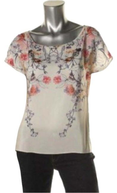 Preload https://img-static.tradesy.com/item/9029815/amanda-uprichard-ivoryfloral-blouse-size-4-s-0-2-650-650.jpg