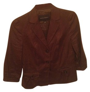 Banana Republic Chocolate Brown Blazer