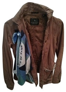 Maison Scotch Camel Maison Scotch Jacket Jacket