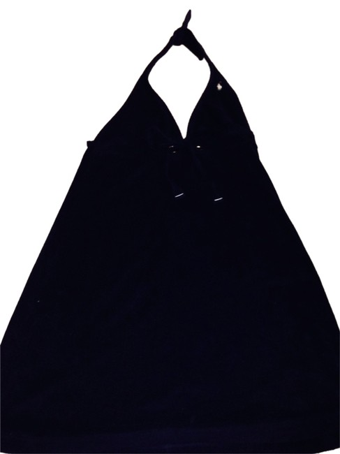 Preload https://item1.tradesy.com/images/polo-ralph-lauren-navy-halter-terry-cloth-bathing-suit-cover-upsarong-size-8-m-903055-0-0.jpg?width=400&height=650