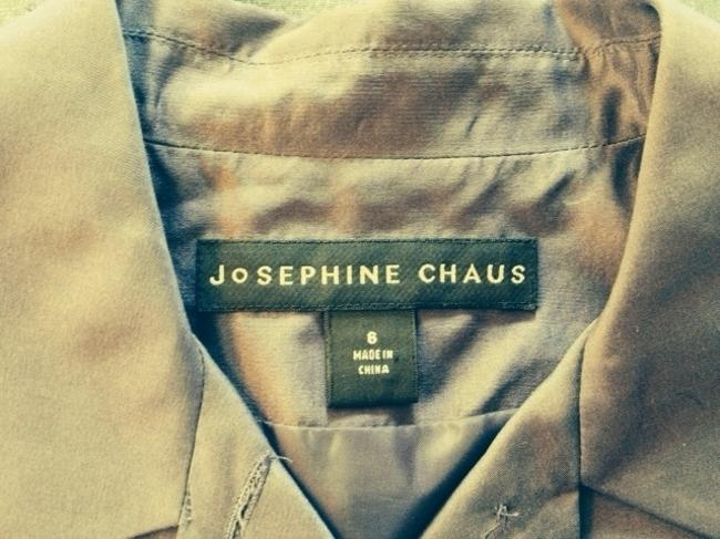 Josephine Chaus Top Purple