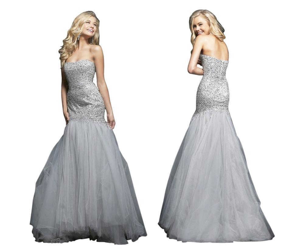 Sherri hill 21280 wedding dress on tradesy for Wedding dress sherri hill