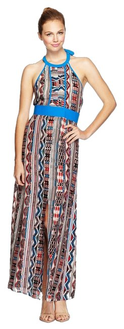 Item - Multicolor Long Casual Maxi Dress Size 12 (L)