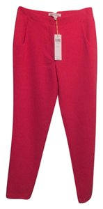 BCBGeneration Trouser Pants Fuscia pink