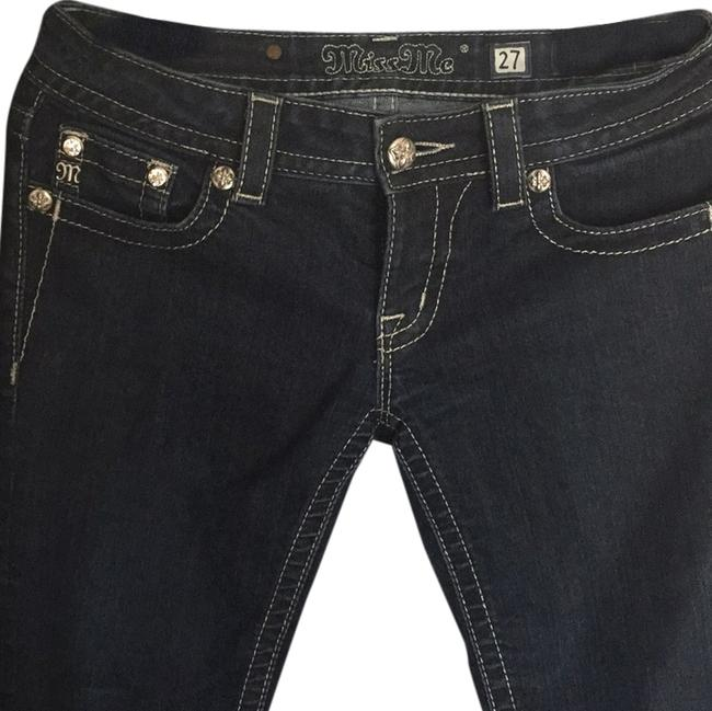 Preload https://item4.tradesy.com/images/miss-me-straight-leg-jeans-size-27-4-s-9032098-0-1.jpg?width=400&height=650