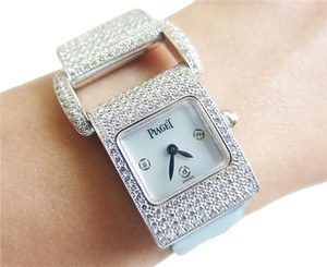 Piaget Piaget Miss Protocole 18k White Gold & Diamond Ladies Watch