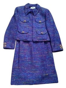 Valentino Valentino Classic Chic Wool Tweed Suit