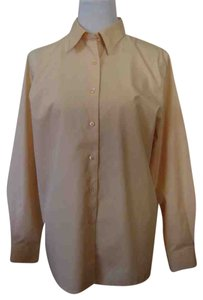 Foxcroft Button Down Shirt yellow