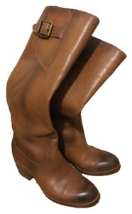 Lucky Brand Tall Light Brown Boots