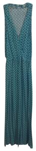 Blue Maxi Dress by Joie