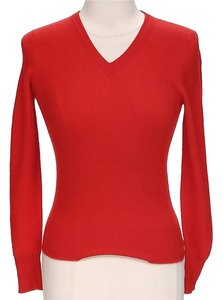 Pringle of Scotland Longsleeve V-neck Cashmere Sweater