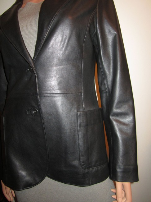 Parfait Leather Jacket