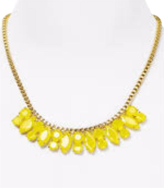 Kate Spade Yellow New York Marquee Necklace Kate Spade Yellow New York Marquee Necklace Image 1