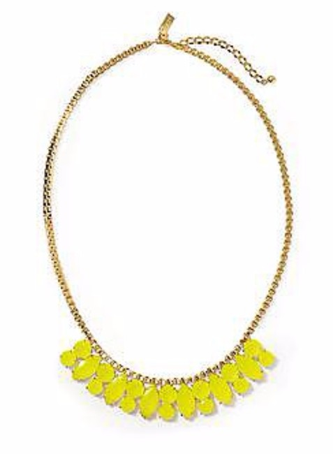 Kate Spade Yellow New York Marquee Necklace Kate Spade Yellow New York Marquee Necklace Image 2