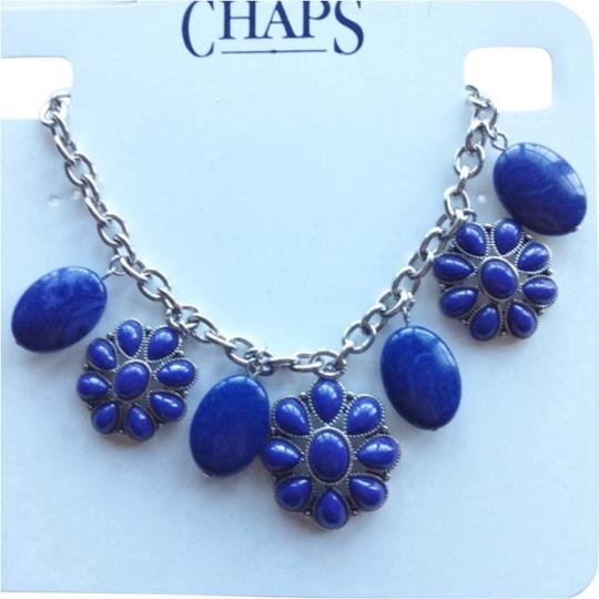 Preload https://item1.tradesy.com/images/chaps-navy-blue-necklace-9034420-0-3.jpg?width=440&height=440