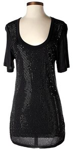Torn by Ronny Kobo Embellished Shift Dress