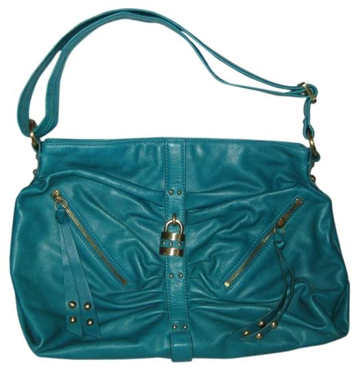 Preload https://img-static.tradesy.com/item/9035221/steve-madden-cross-body-hobo-steven-by-teal-leather-shoulder-bag-0-2-540-540.jpg