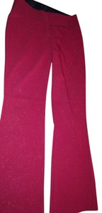Other Shimmer Dress Comfortable Sexy Flare Pants Red Shimmer