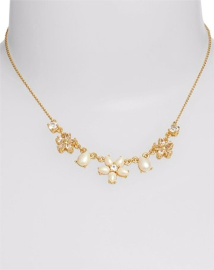Preload https://item4.tradesy.com/images/kate-spade-gold-cream-new-york-mini-bouquet-necklace-9035743-0-1.jpg?width=440&height=440