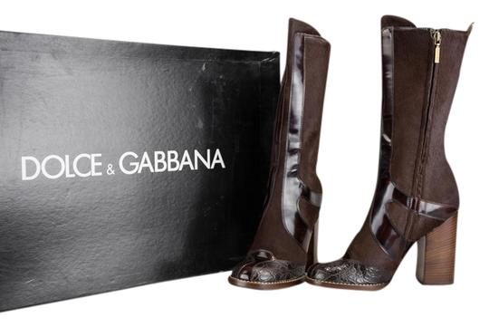 Preload https://img-static.tradesy.com/item/9036061/dolce-and-gabbana-brown-calf-hair-oxford-knee-high-bootsbooties-size-us-9-regular-m-b-0-1-540-540.jpg