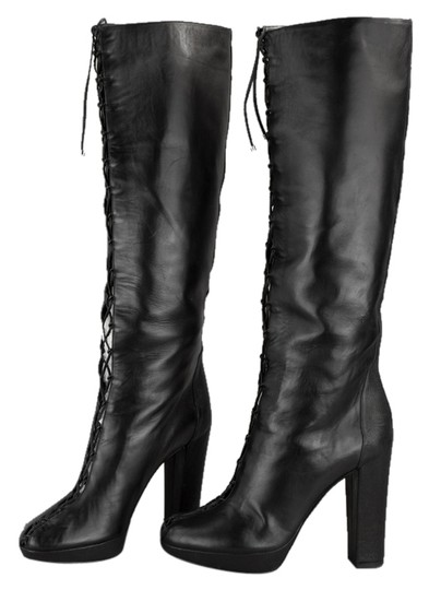 Preload https://item5.tradesy.com/images/dior-black-pushkin-leather-lace-up-knee-high-bootsbooties-size-us-9-regular-m-b-9036259-0-1.jpg?width=440&height=440