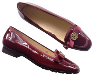 Taryn Rose Merlot wine red Flats