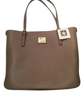 Anne Klein Tote in Tan
