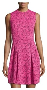 Marc New York short dress Black & Pink on Tradesy