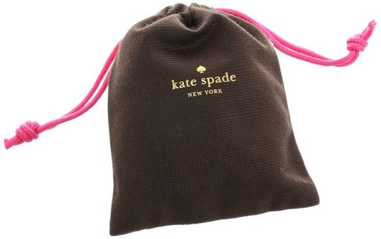 Kate Spade Name Say It All Kate Spade Clink Clink Earrings NWT Holiday Party Perfect!