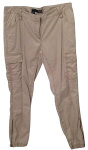Eileen Fisher Cargo Pants Beigh