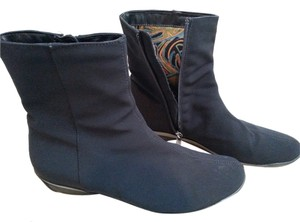 Aquatalia by Marvin K. Weatherproof Black Boots