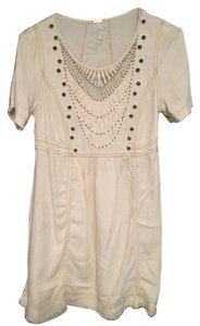 Free People Beading Native Cordoroy Dress