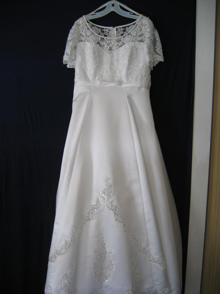 Gloria Vanderbilt Wedding Dress Tradesy Weddings