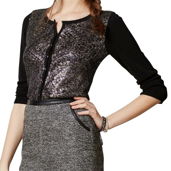 Preload https://item4.tradesy.com/images/anthropologie-small-sequin-studded-sweaterpullover-size-4-s-904823-0-0.jpg?width=400&height=650